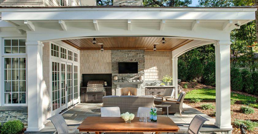 5 Idei creative pentru folosirea pietrei naturale in exterior