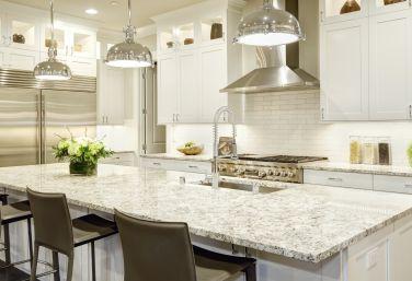 5 Tipuri de granit pentru blatul de bucatarie