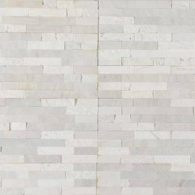 MARMURA, PETRA MILK WHITE MOZAIC, PLACAJ, 60X15, 1.2, SCAPITAT + LUSTRUIT