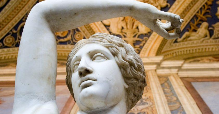 Folosirea marmurei in sculptura