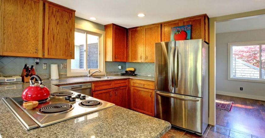 Granit vs. travertin  care este mai potrivit pentru blatul de bucatarie?