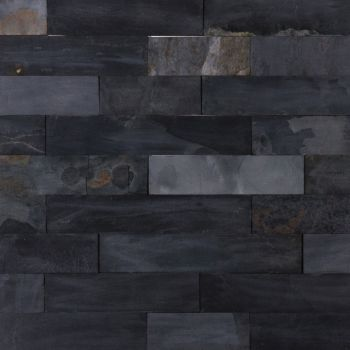ARDEZIE, BLACK SLATE, PLACAJ, L(20-40)X7, 1, NATURAL