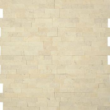 MARMURA, PETRA MILK WHITE MOZAIC SHAPE Z, PLACAJ, 55X15, 1.5, SCAPITAT