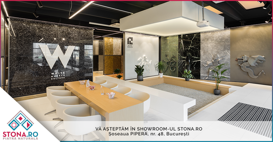 Noul Showroom Stona